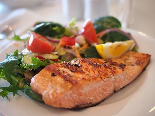 Le saumon c'est bon, mangez-en !!