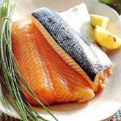 saumon, un concentré d'acides gras insaturés - oméga 3
