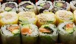 sushis et leurs bienfaits sur la santé