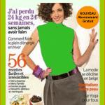 bouger manger le magazine pour perdre du poids