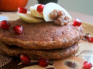 pancake son d'avoine biologique
