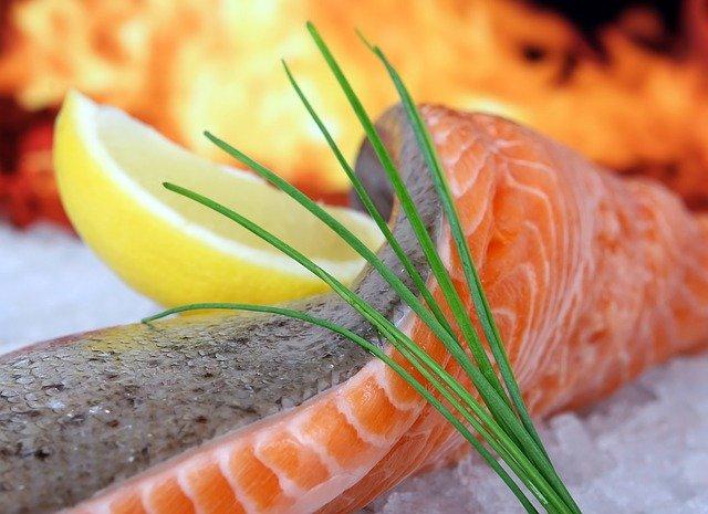 saumon sauvage pour les oméga3