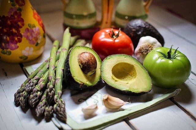 fruits et légumes antioxydants