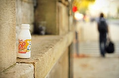 yaourt aromatisé, pas de probiotiques