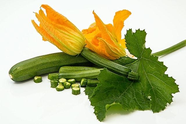 La courgette, un aliment idéal pour l'été