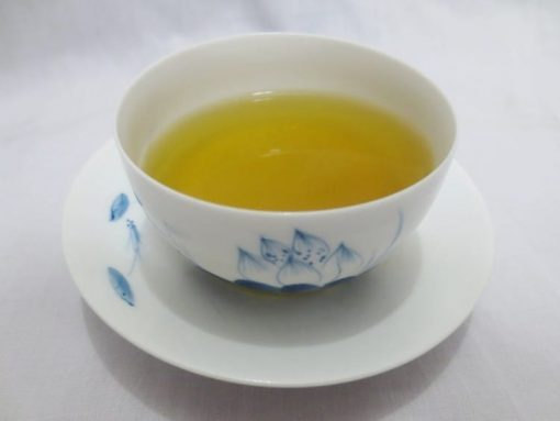 tasse de thé oolong