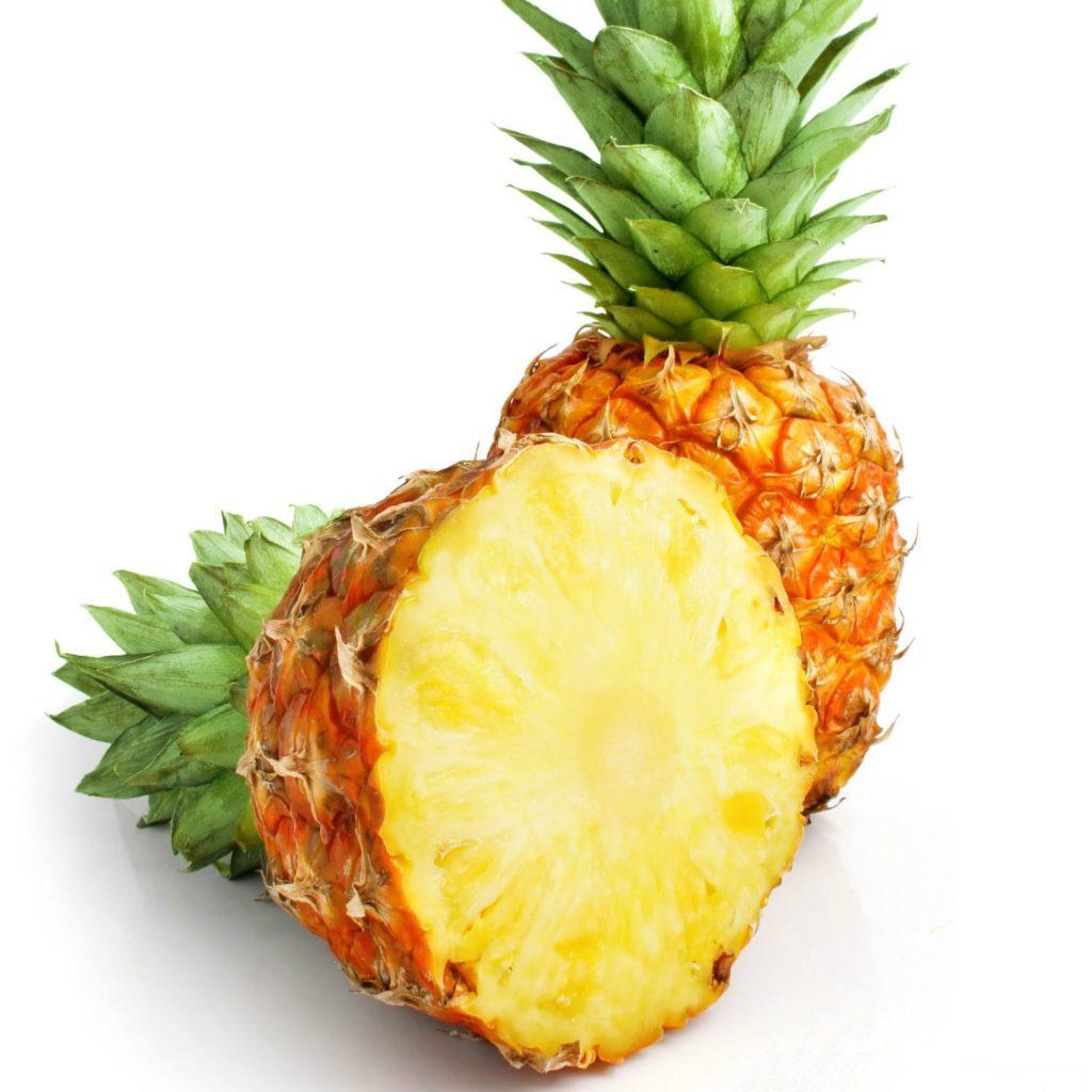 les bienfaits de l'ananas