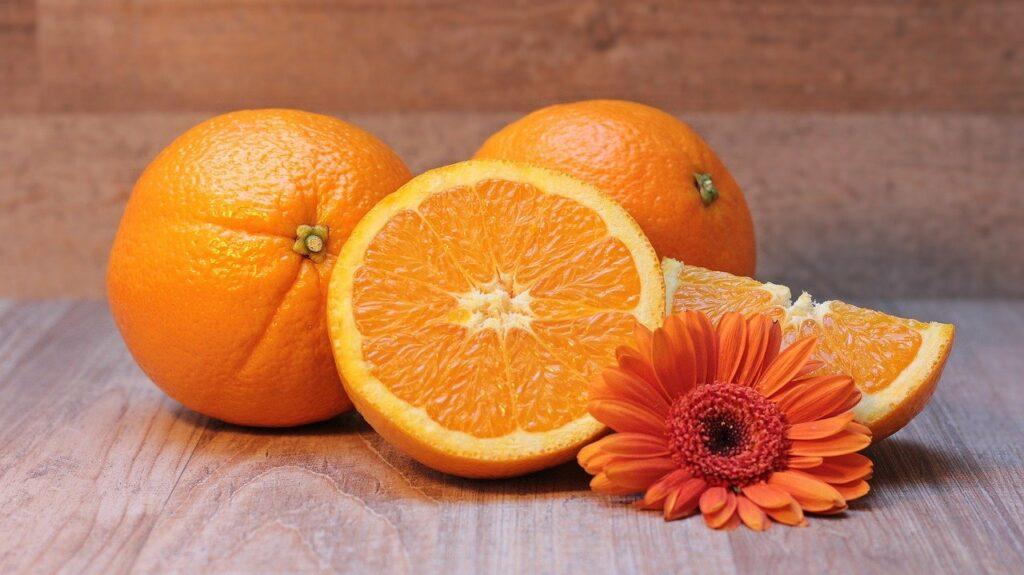 carences alimentaires les agrumes apportent la vitamine C