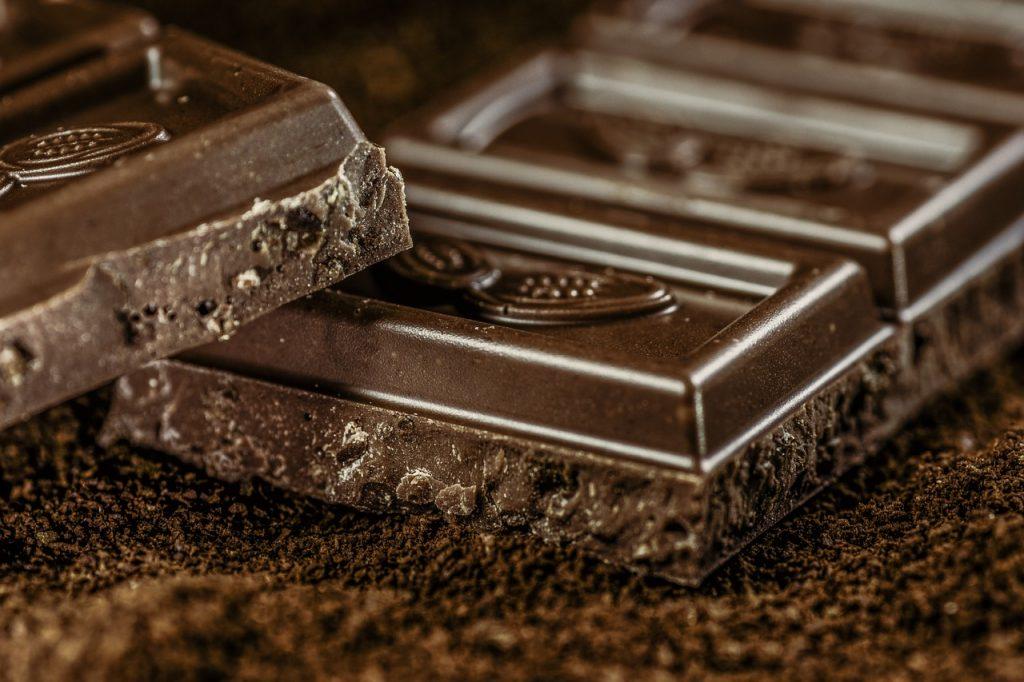 le chocolat noir est il coupe faim