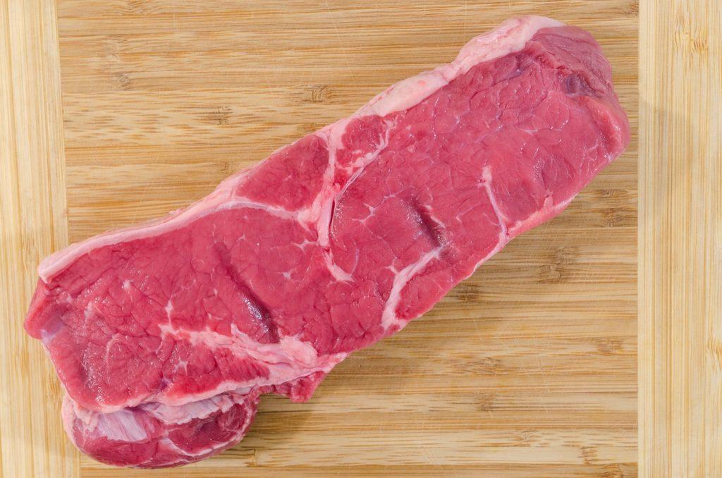 viande rouge pour super abdominaux