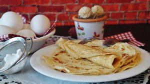 les bienfaits des patates douces recette crêpe de patate douce