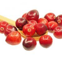cranberries en complément alimentaire pour perdre du poids