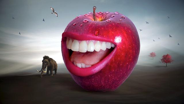 pour de bonnes dents choisir les bons aliments