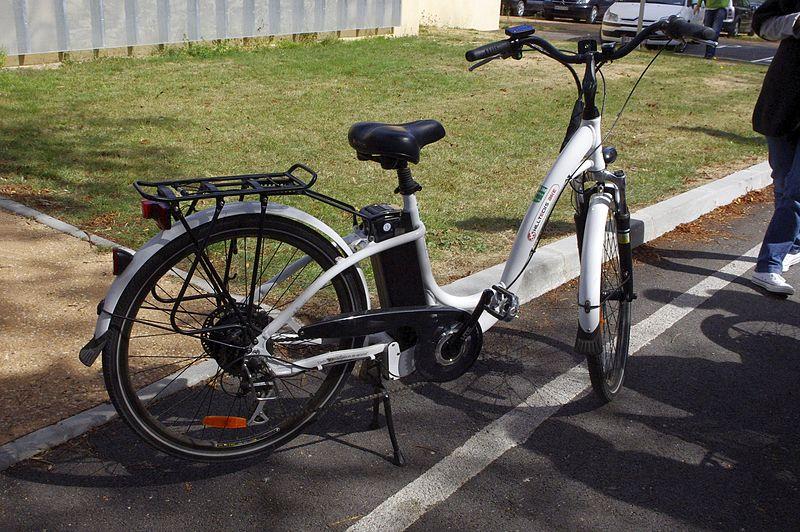vélo électrique pour maigrir