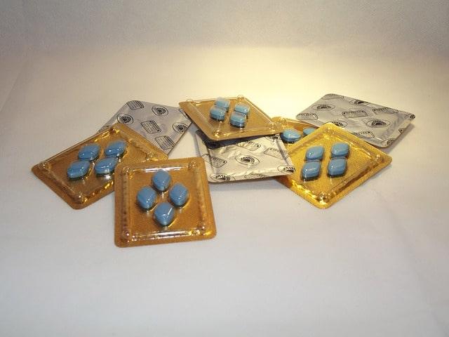 pilule bleue booster sa libido homme