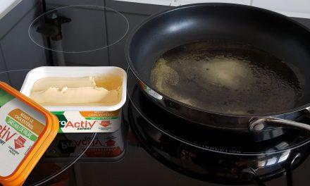 Huile, beurre ou ProActiv Expert, lequel est mieux pour réduire mon cholestérol