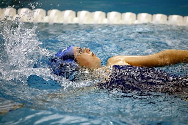 nager vite pour perdre du poids