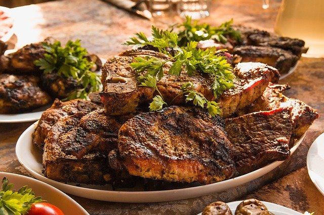 viande rouge au barbecue risque augmenté