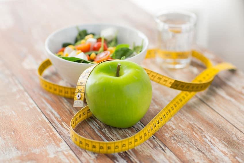 Quelle est l'importance de l'alimentation dans la perte de poids?